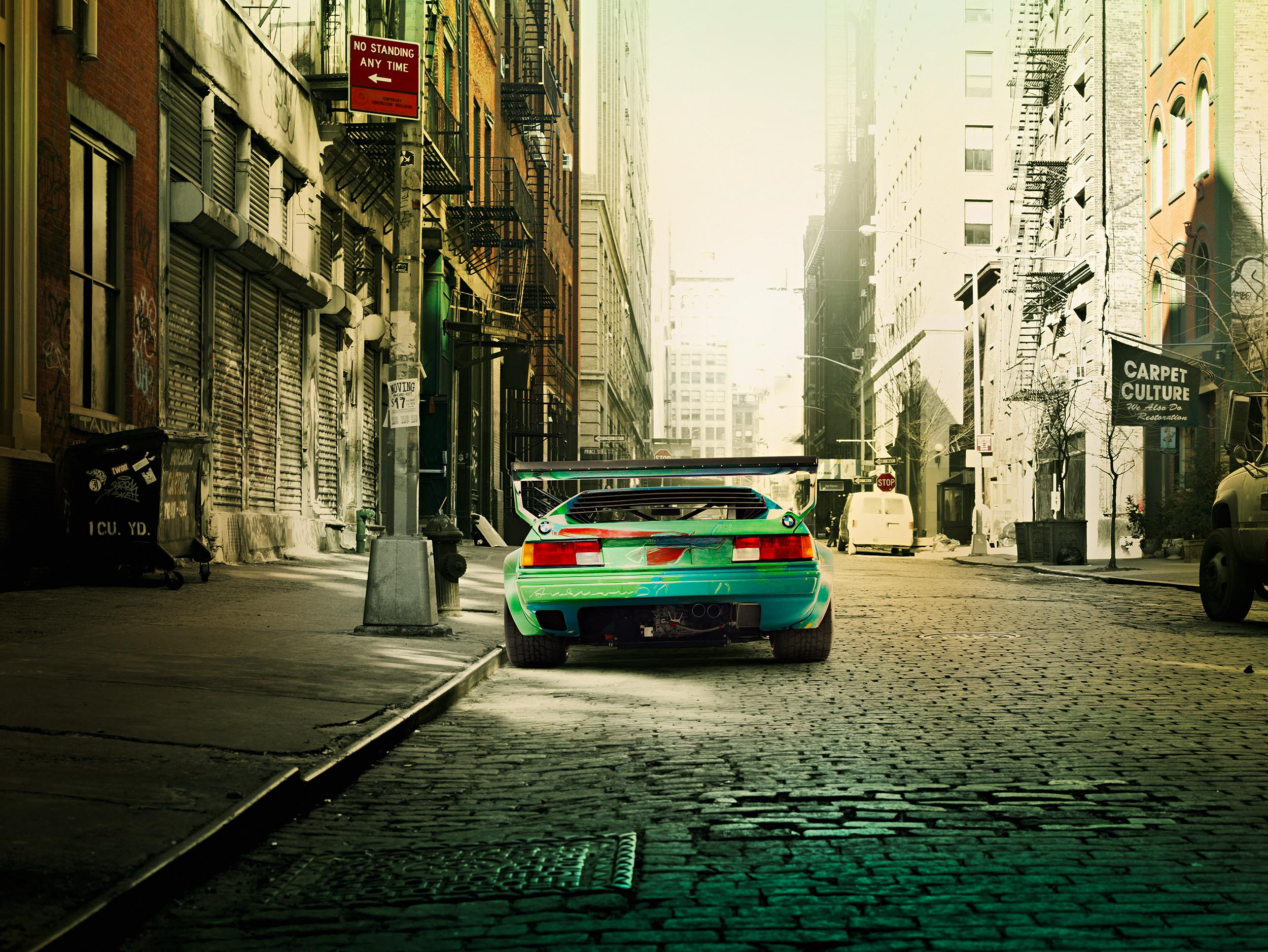 RAMP MAGAZIN BMW ARTCAR