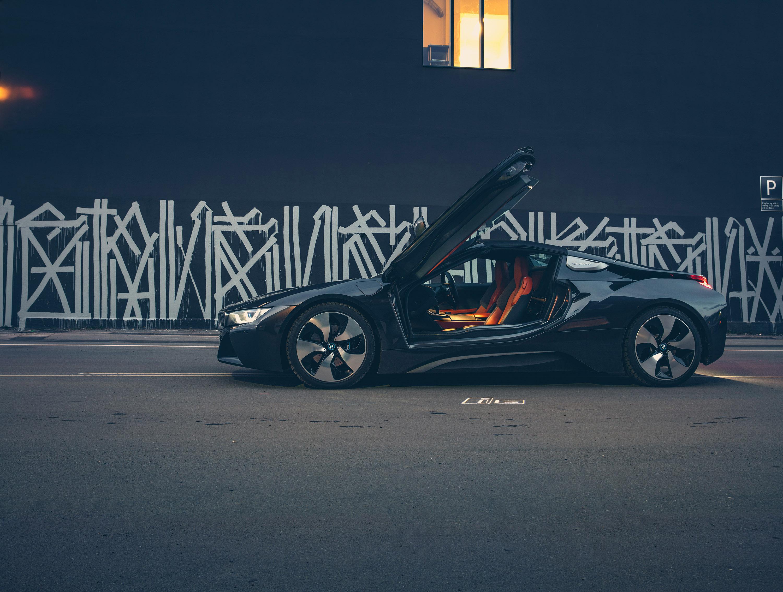 Frithjof Ohm I BMW I8